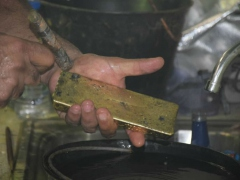 "The ""Metal Hands"" operation looks to counter the illegal smuggling of gold, silver, and bronze out of Venezuela"